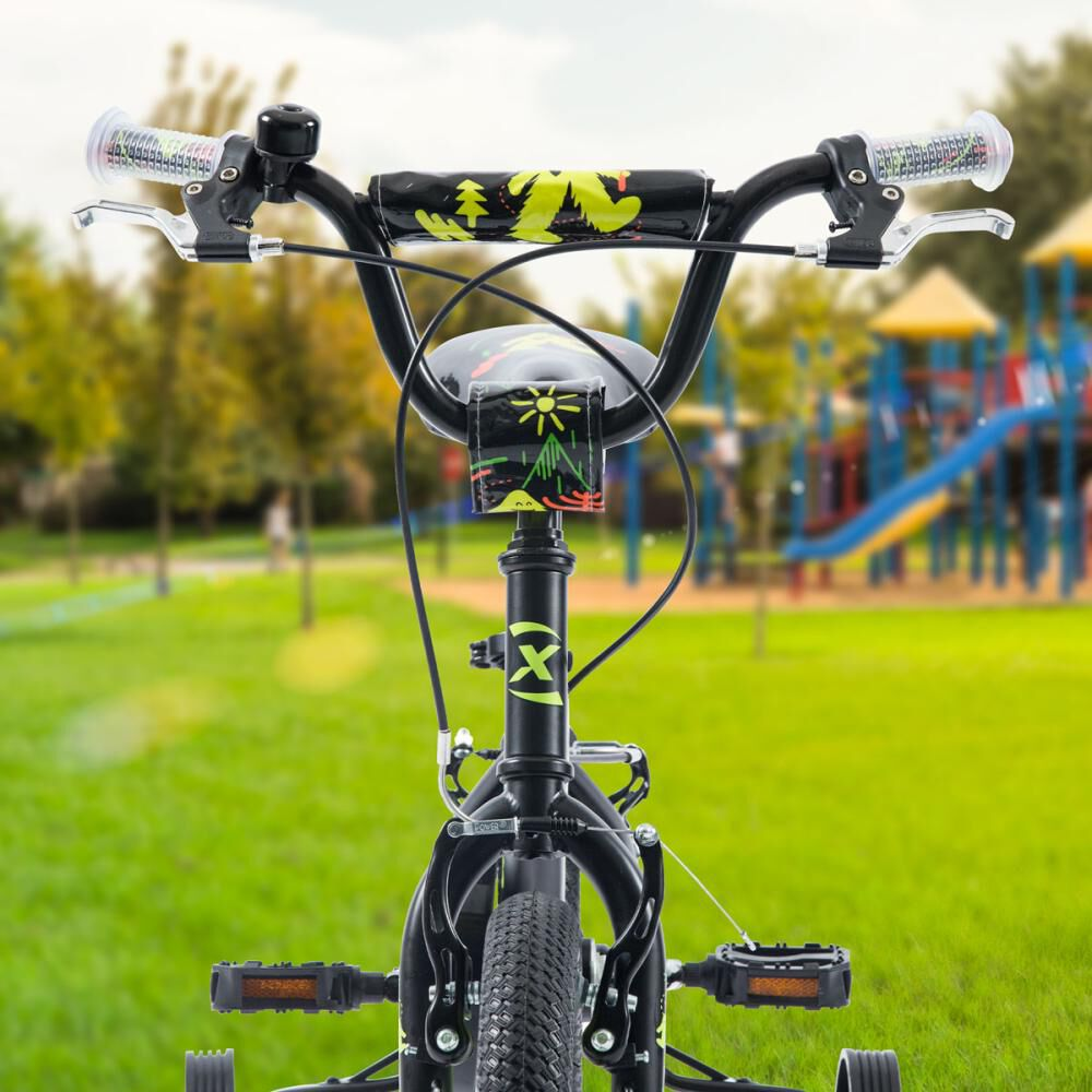 Bicicleta Infantil Oxford Spine Aro 12 image number 5.0
