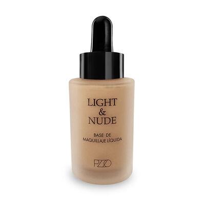 Base Liquida Light & Nude 03