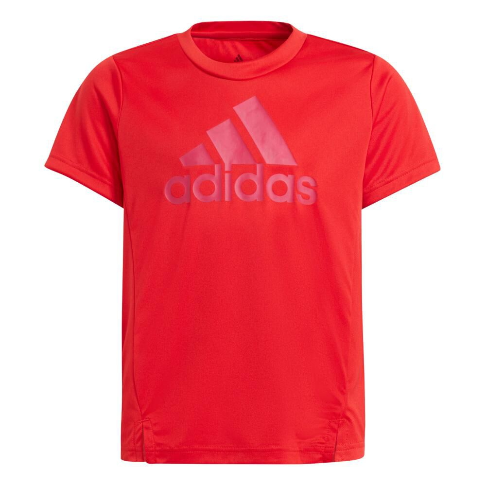 Polera Niña Adidas Designed To Move image number 0.0
