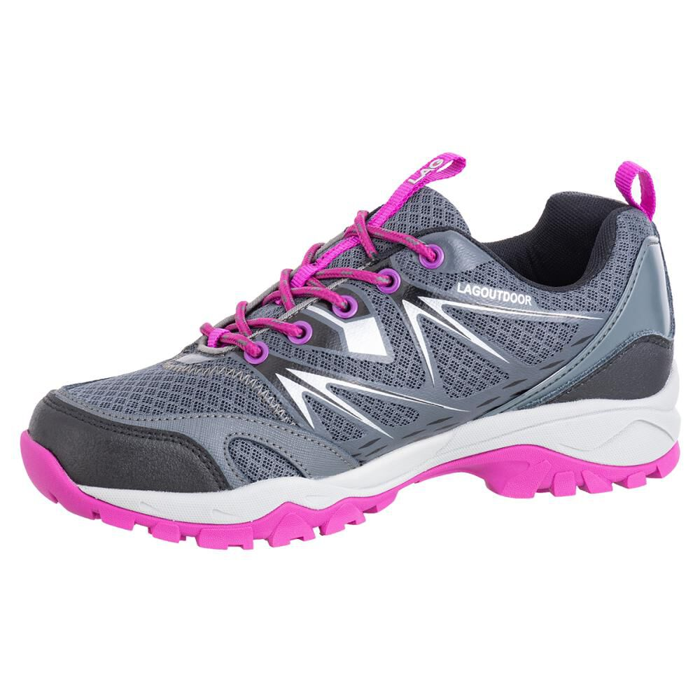 Zapatilla Outdoor Mujer Lag image number 3.0