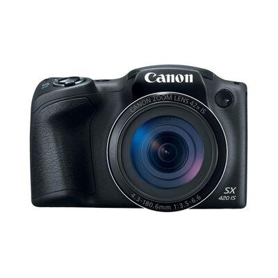 Camara Fotografica Semi Profesional Canon Powershot Sx-420is / 20 Mpx