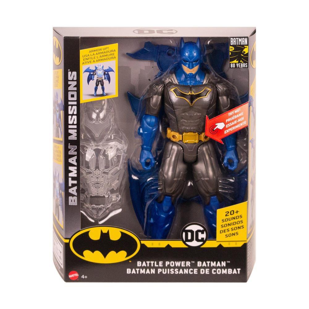 "Ggv15 Dc Comics Batman Miss Fig 12"" image number 4.0"