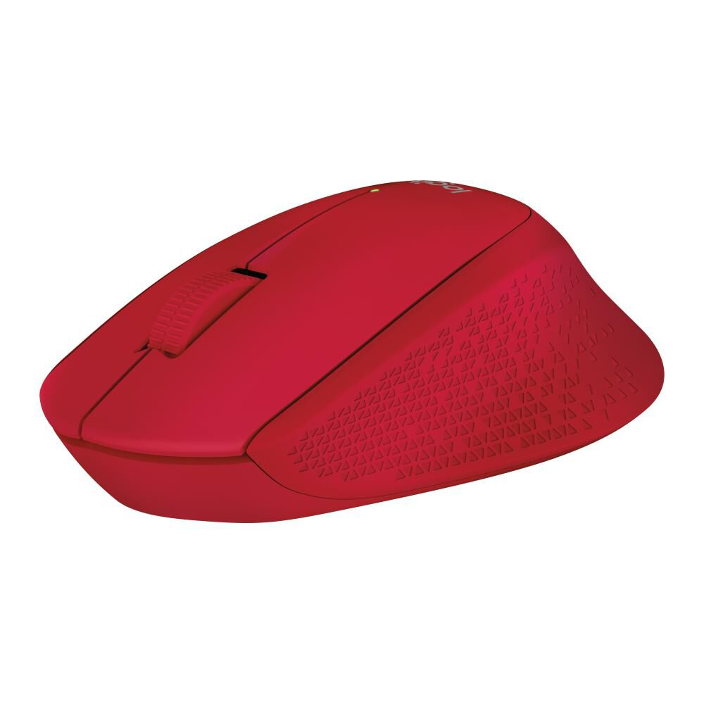 Mouse Inalámbrico Logitech M280 Red image number 2.0