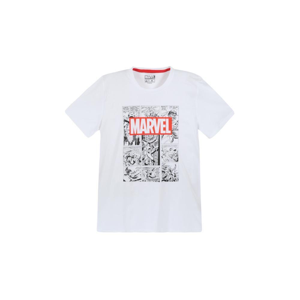 Polera Hombre Marvel image number 0.0