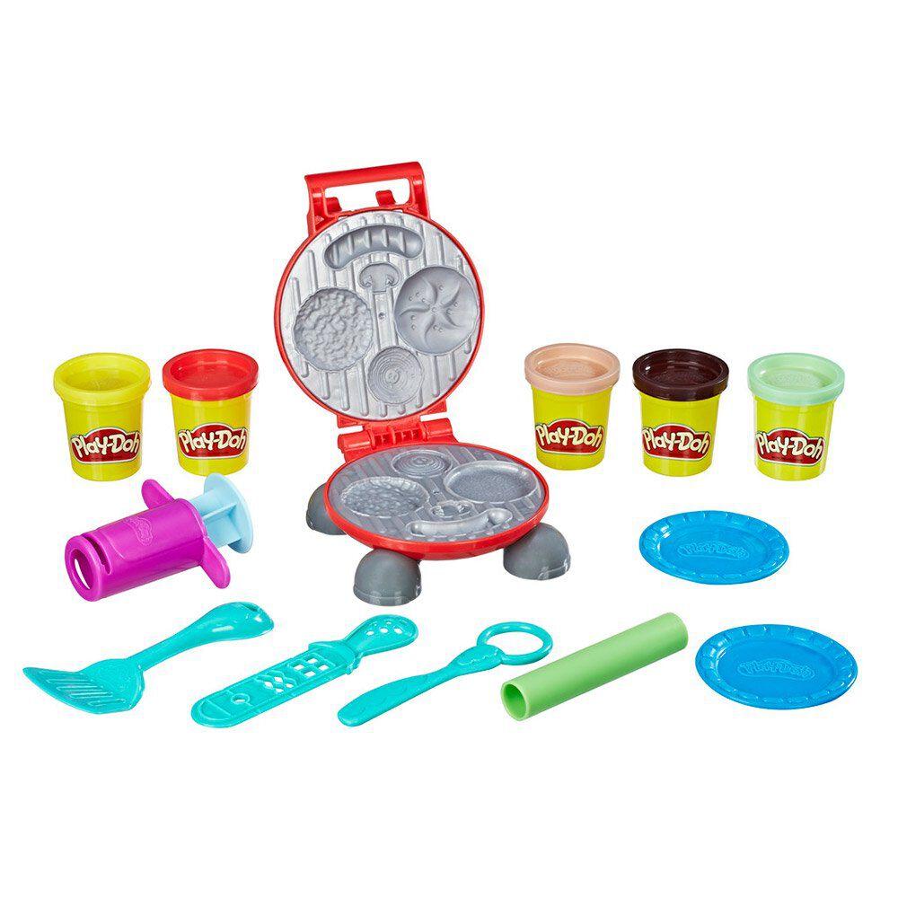 Juego Didáctico Hasbro Play Doh Burger image number 1.0