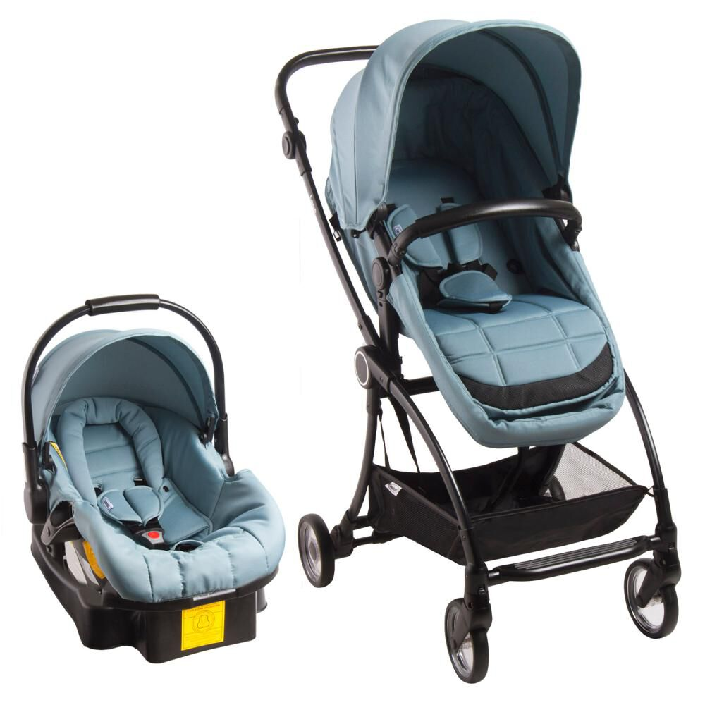 Coche Travel System Bebesit 524 image number 0.0