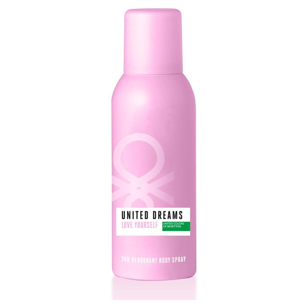 Perfume Love Yourself + Desodorante Benetton / 80 Ml / 150 Ml / Eau De Toillete image number 2.0