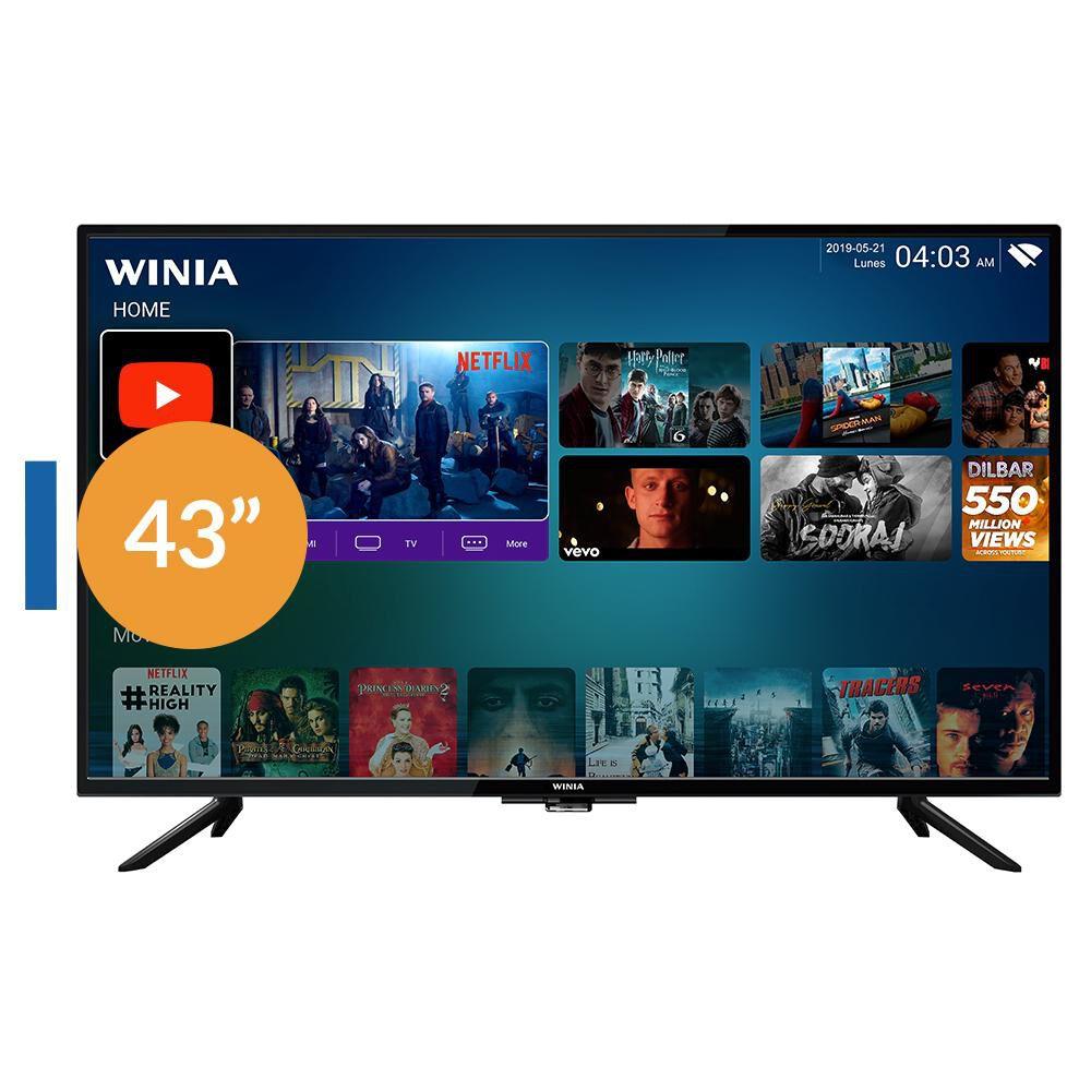 "Led WINIA L43V750BAS / 43"" / Full Hd / Smart Tv image number 0.0"