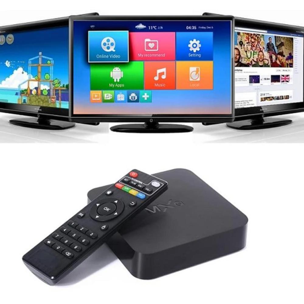Streaming Tv Levo Mxq / 8 Gb image number 2.0