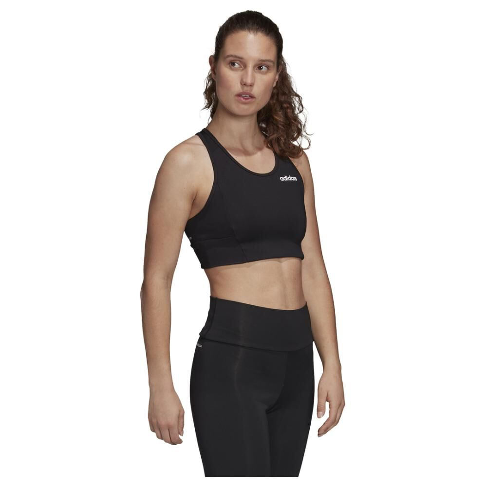 Top Sujetador Mujer Adidas Designed To Move image number 2.0