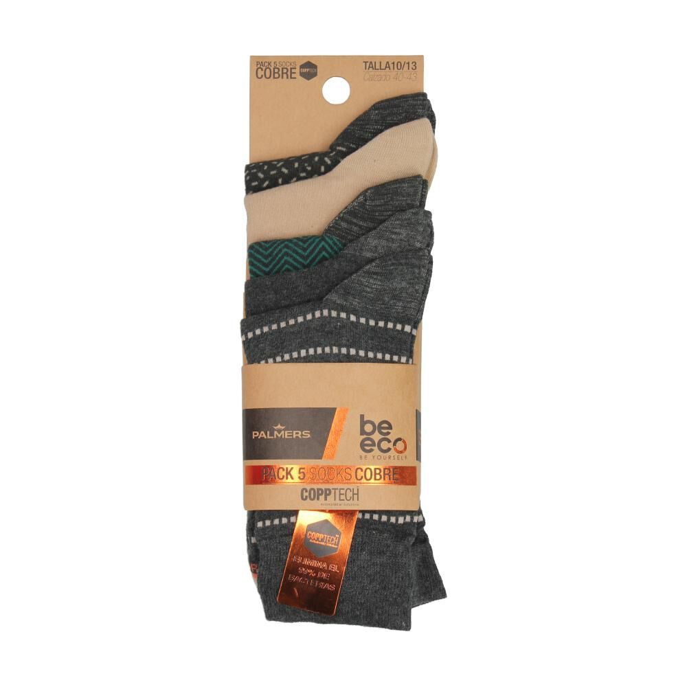 Pack Calcetines Palmers / 5 Pares image number 0.0