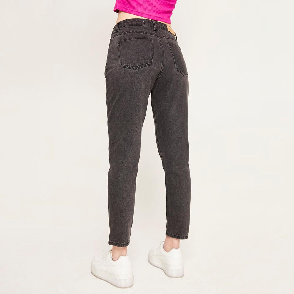 Jeans Tiro Alto Mom Mujer Freedom image number 2.0