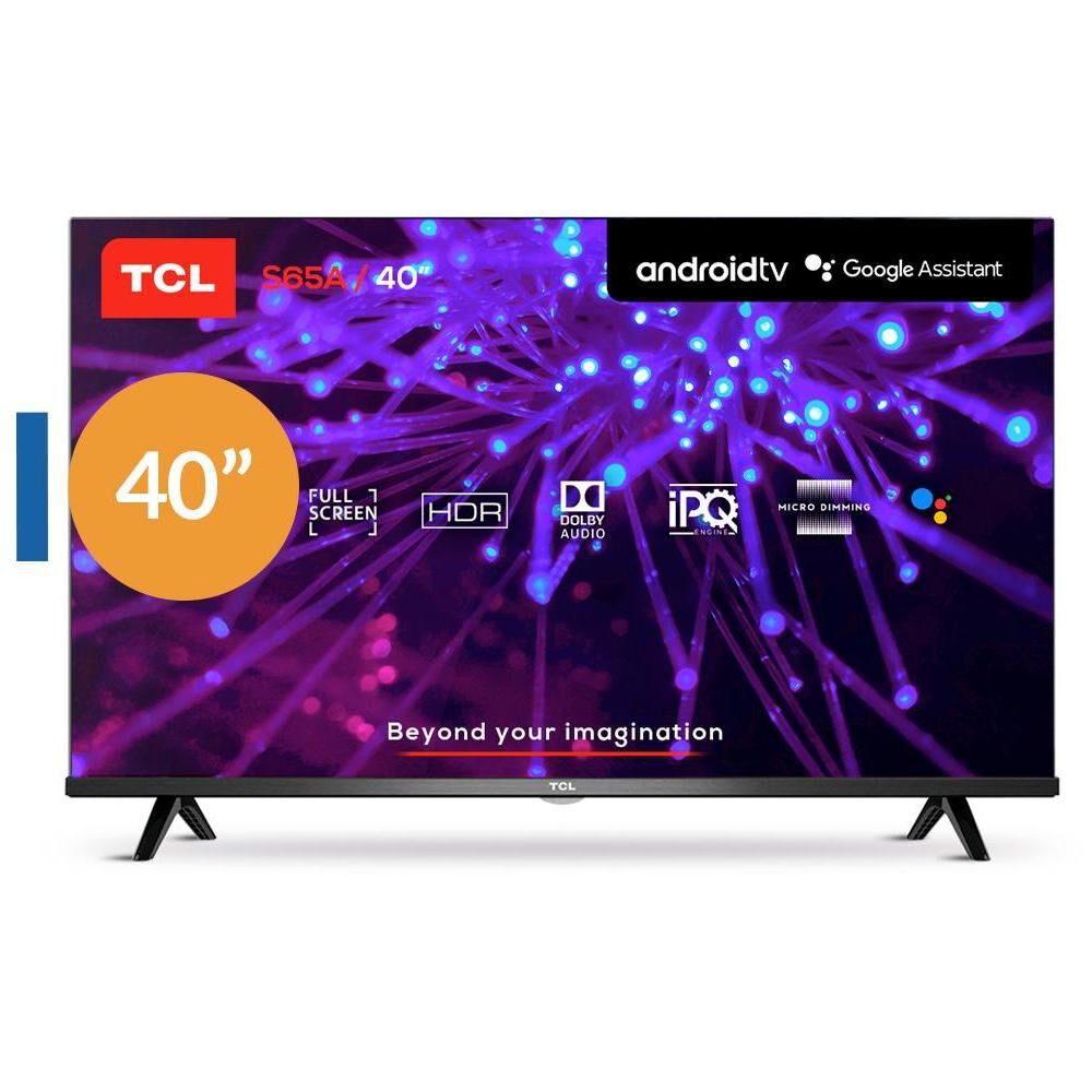 Led Tcl 40S65 / 40'' / Full Hd / Android Tv image number 0.0
