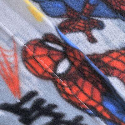 Juego De Sábanas Polar Spiderman Identity / 1.5 Plazas