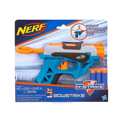 Pistola De Juguete Hasbro Nerf N Strike Bowstrike
