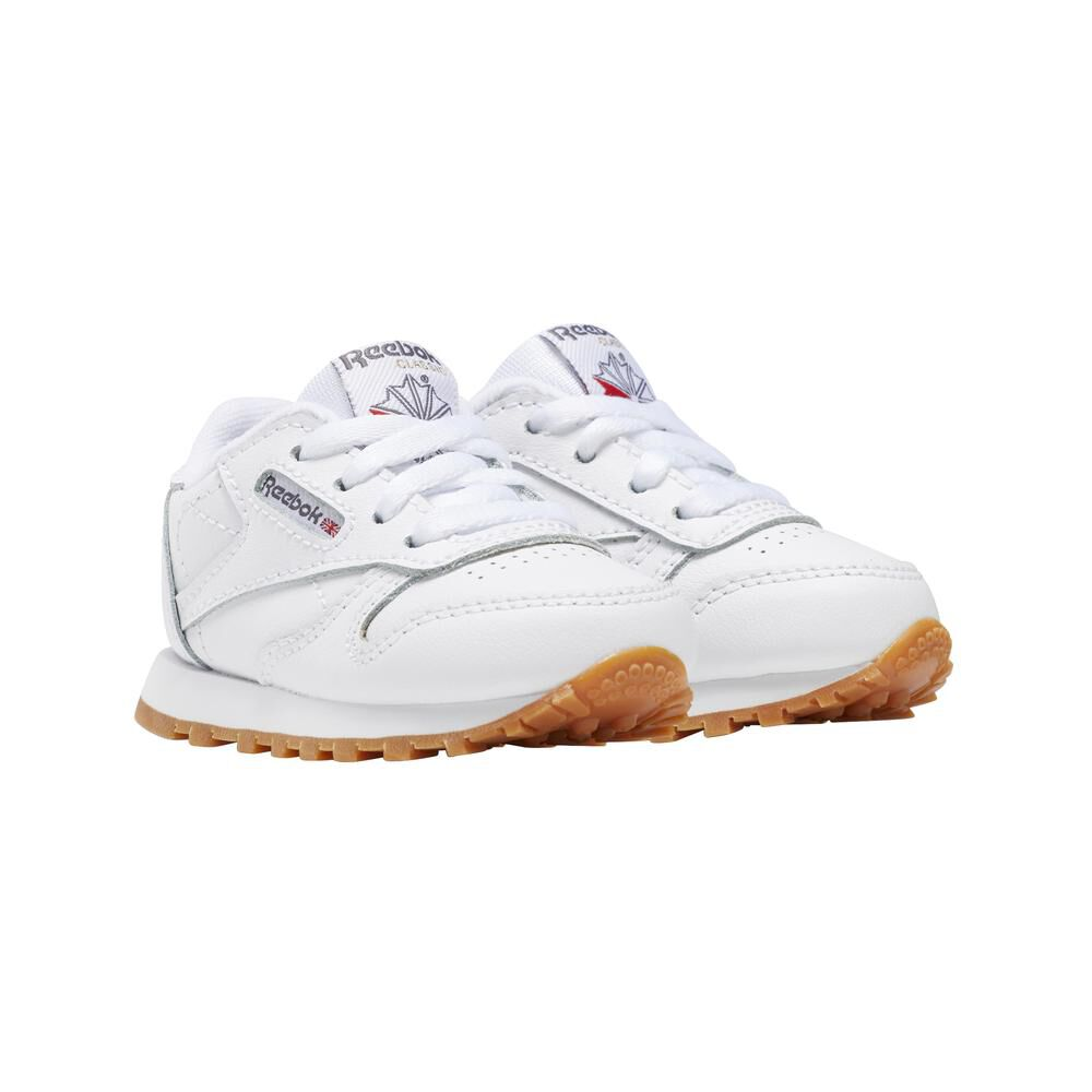 Zapatilla Running Hombre Reebok Classic Leather image number 0.0