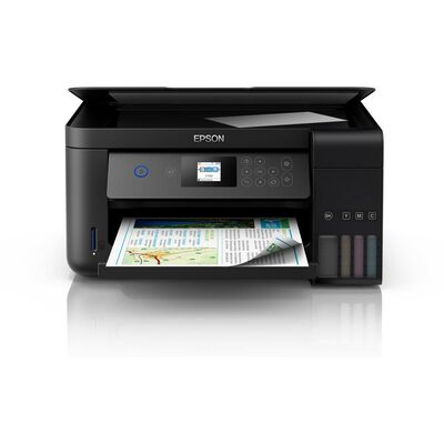 Impresora Multifuncional Epson Ecotank L4160 Duplex Wifi