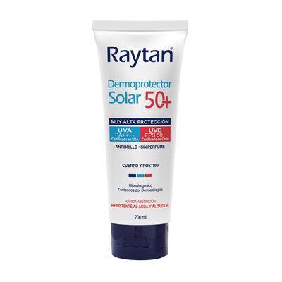 Dermoprotector Solar Raytan Spf 50+ / 200 Ml