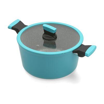 Bateria De Cocina Kitchenware Soho 8 Pz / 8 Piezas