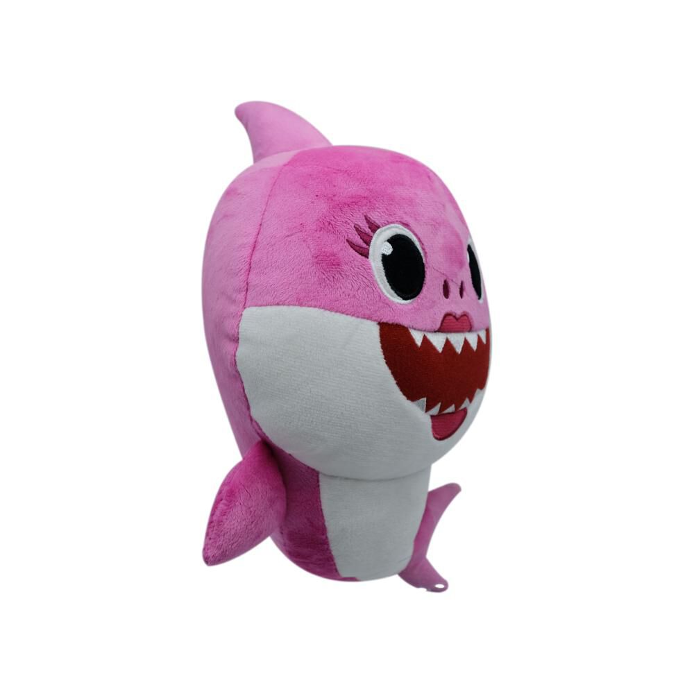 Bs08002 Peluche Mama Shark 11.5 Son image number 0.0