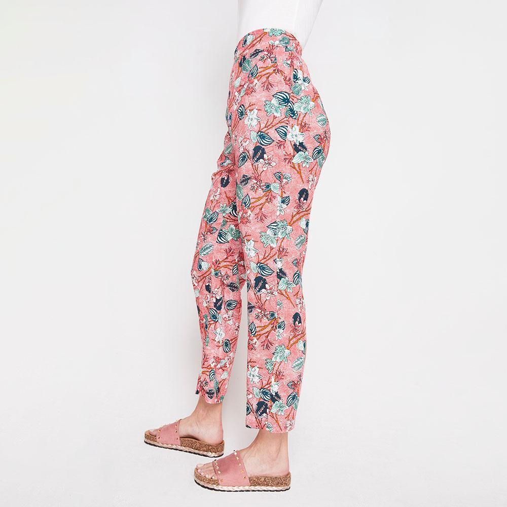 Pantalon Bombacho Viscosa Mujer Geeps image number 2.0