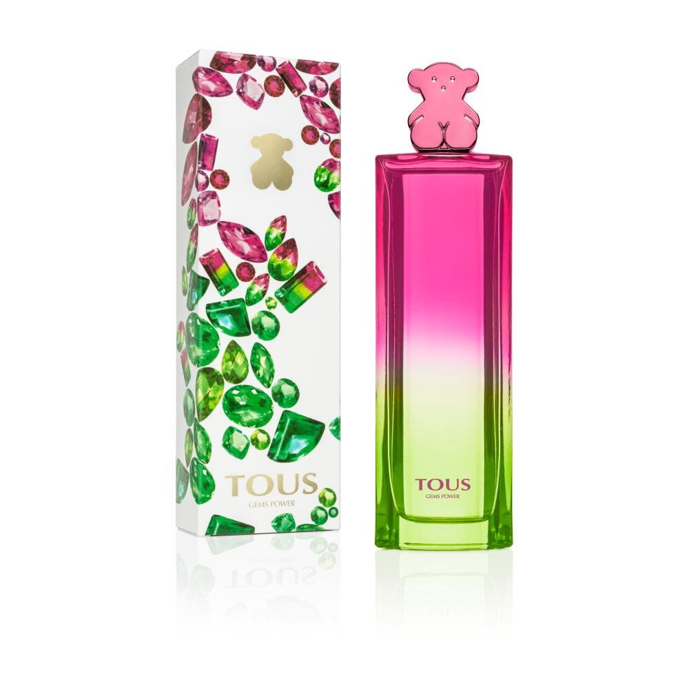 Perfume Tous Gems Power / 100 Ml / Edt image number 0.0