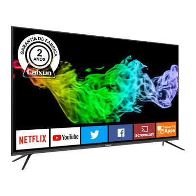 Led Caixun CS58F2 / 58'' / Ultra Hd / 4k / Smart Tv