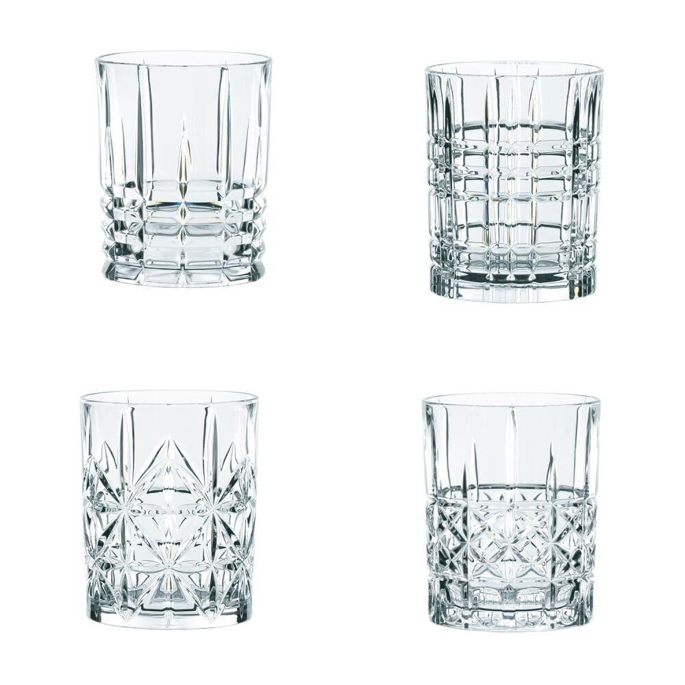 Set De Vasos Nachtmann Highland Whisky / 4 Piezas image number 4.0