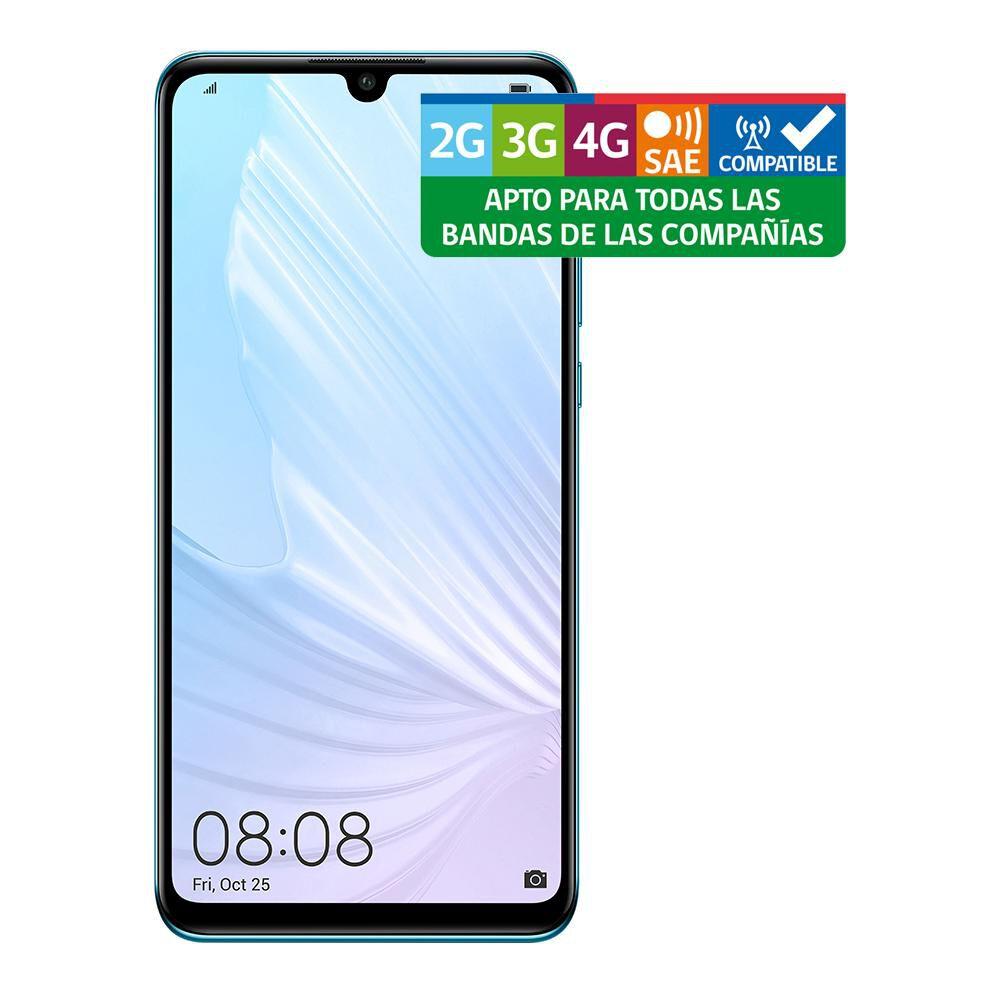 Smartphone Huawei P30Lite+ Piedra De Luna 256 Gb / Liberado image number 6.0