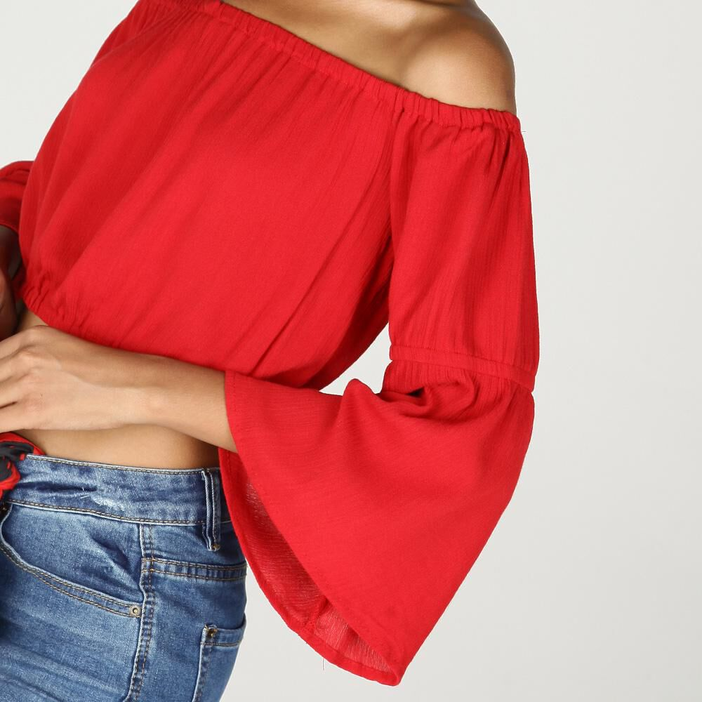 Blusa  Mujer Rolly Go image number 3.0