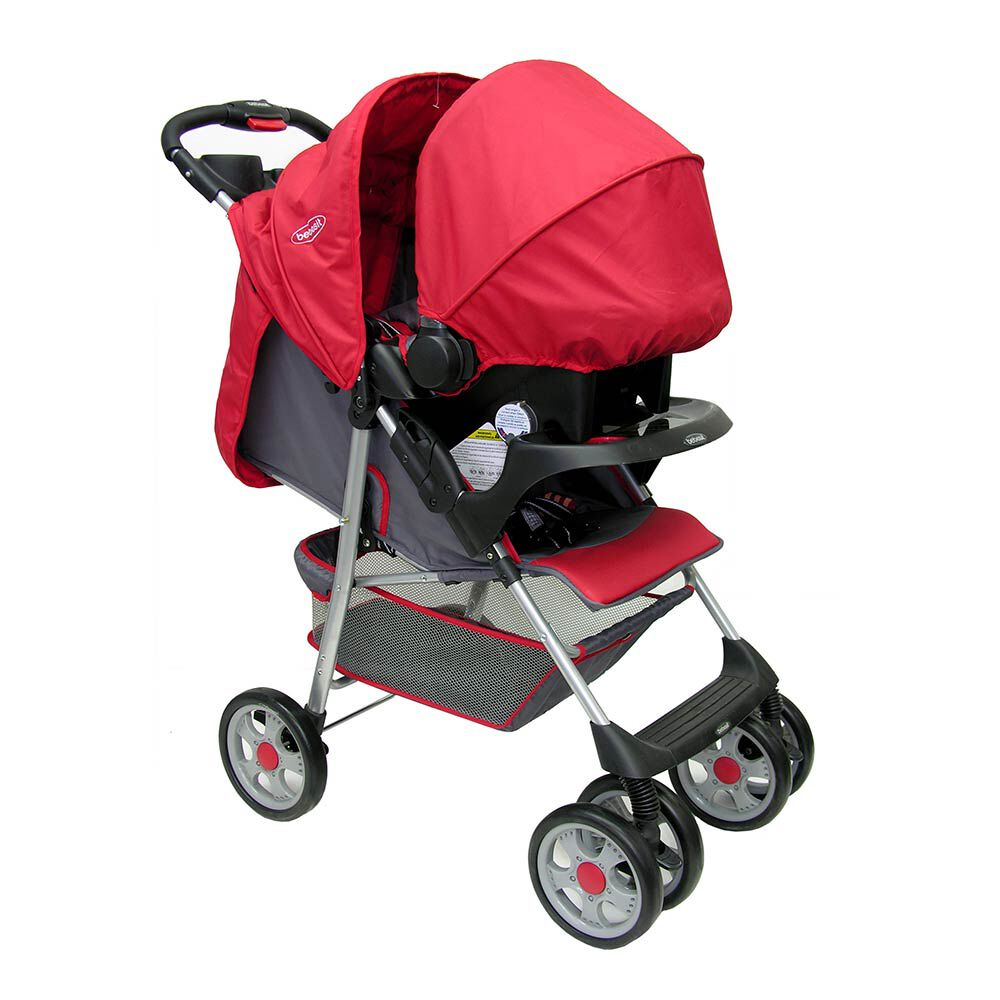 Coche Travel System Bebesit E1001 image number 0.0
