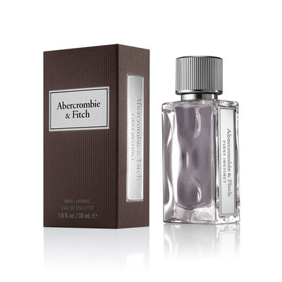 Perfume Abercrombie & Fitch First Instinct Man / 30 Ml