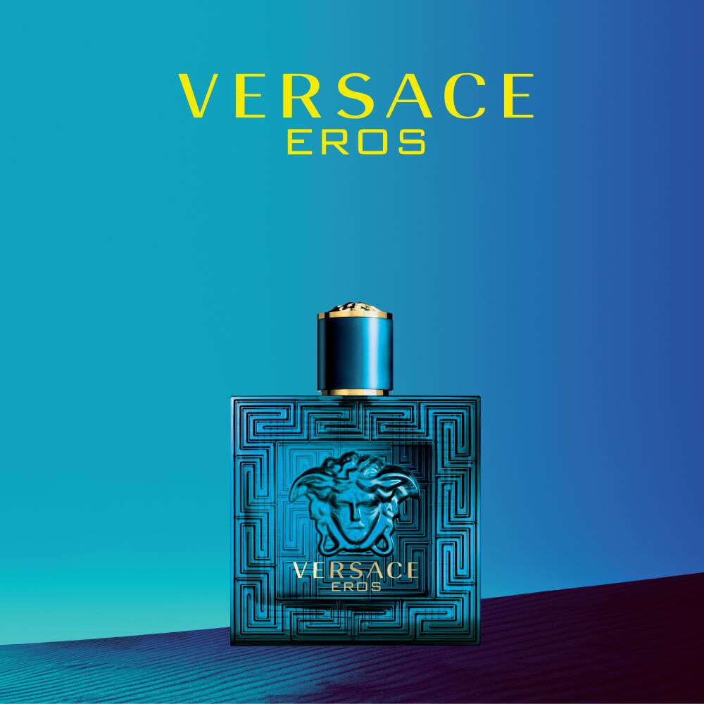 Perfume Eros Natural Spray Versace / 100 ml / Edt image number 3.0