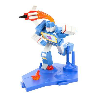 Figura De Acción Zoteki Transformers Soundwave