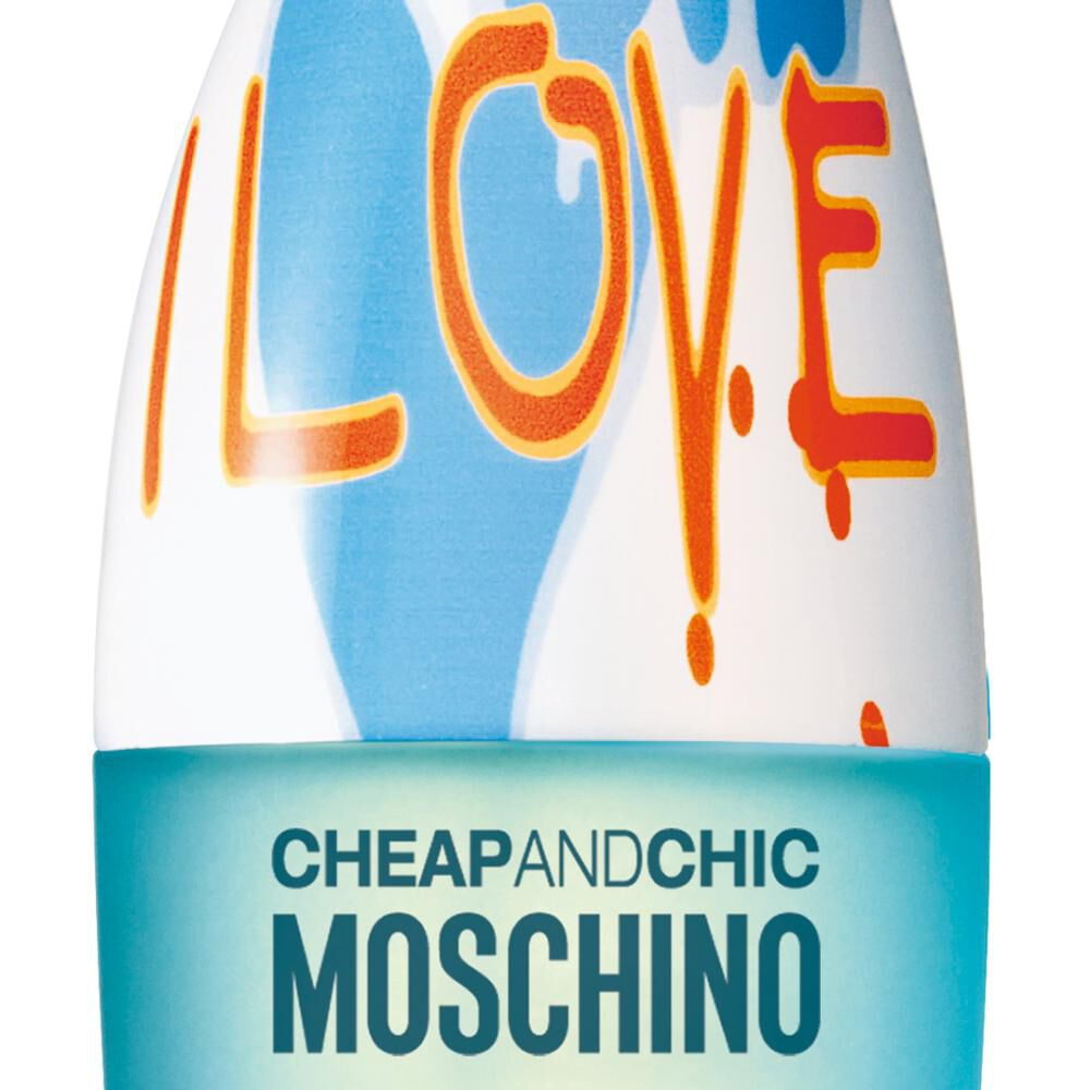 Perfume I Love And Love Moschino / 50 Ml / Edt image number 4.0