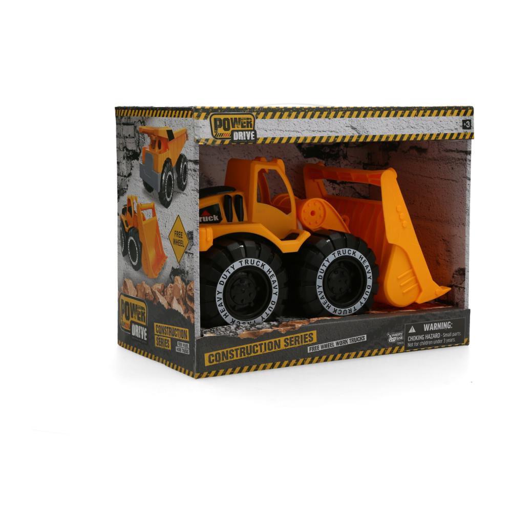 Auto De Juguete Happy Line Power Drive Construction Series image number 1.0