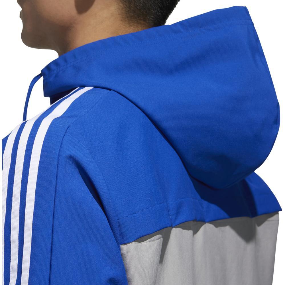 Polerón Deportivo Hombre Adidas Essentials Windbreaker image number 6.0