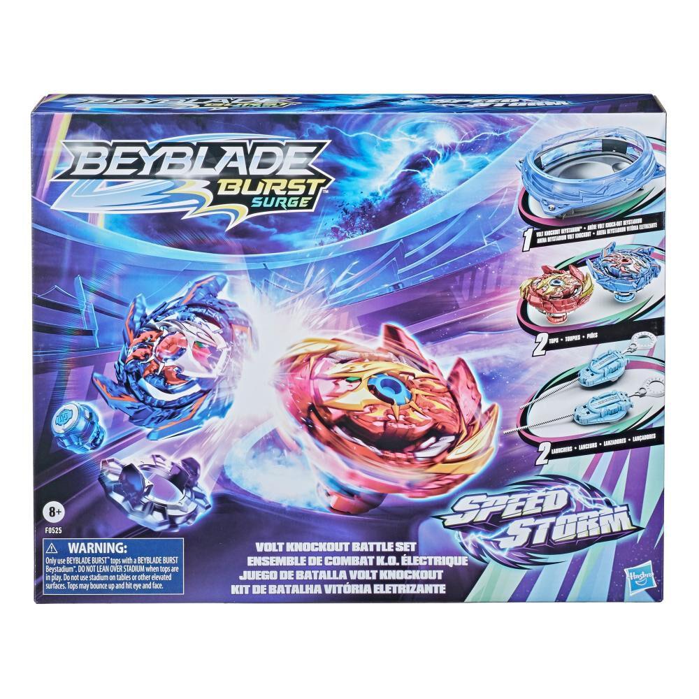 Arena De Combate Beyblades Speedstorm Battle image number 0.0