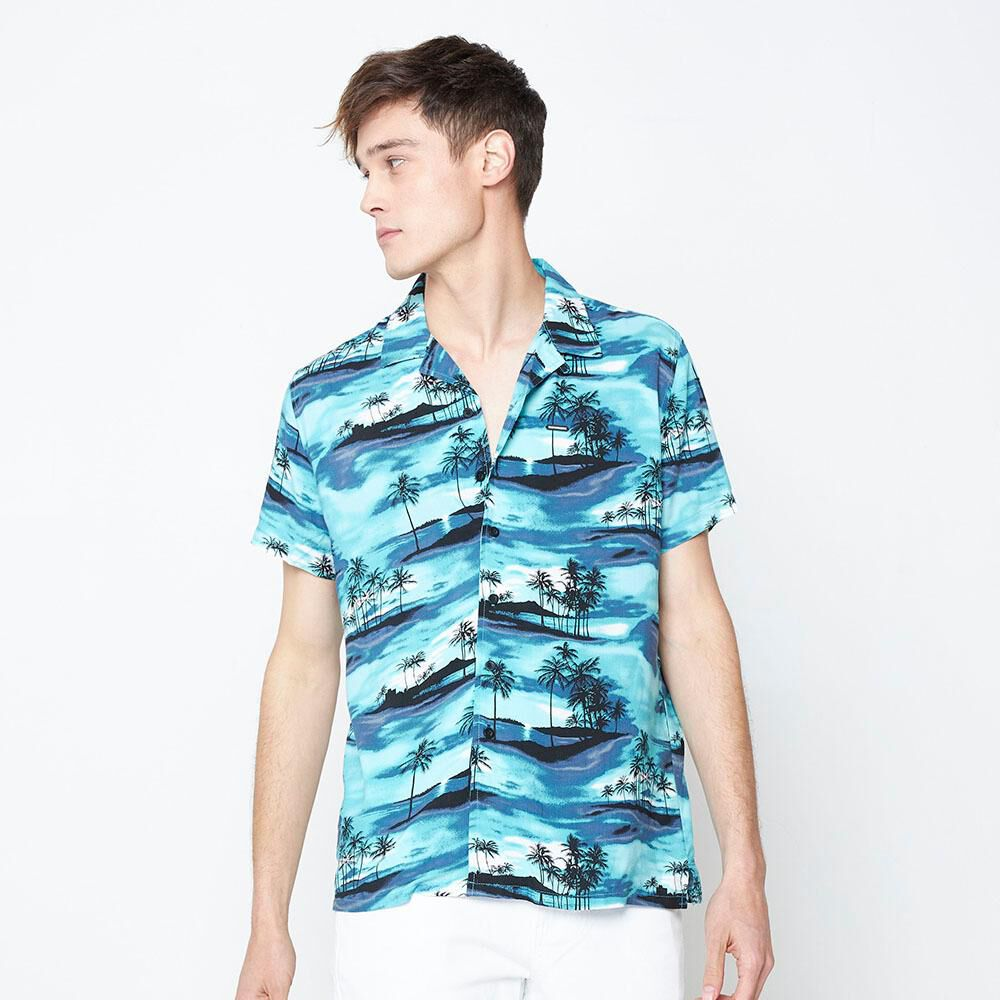 Camisa Hombre Ocean Pacific image number 0.0