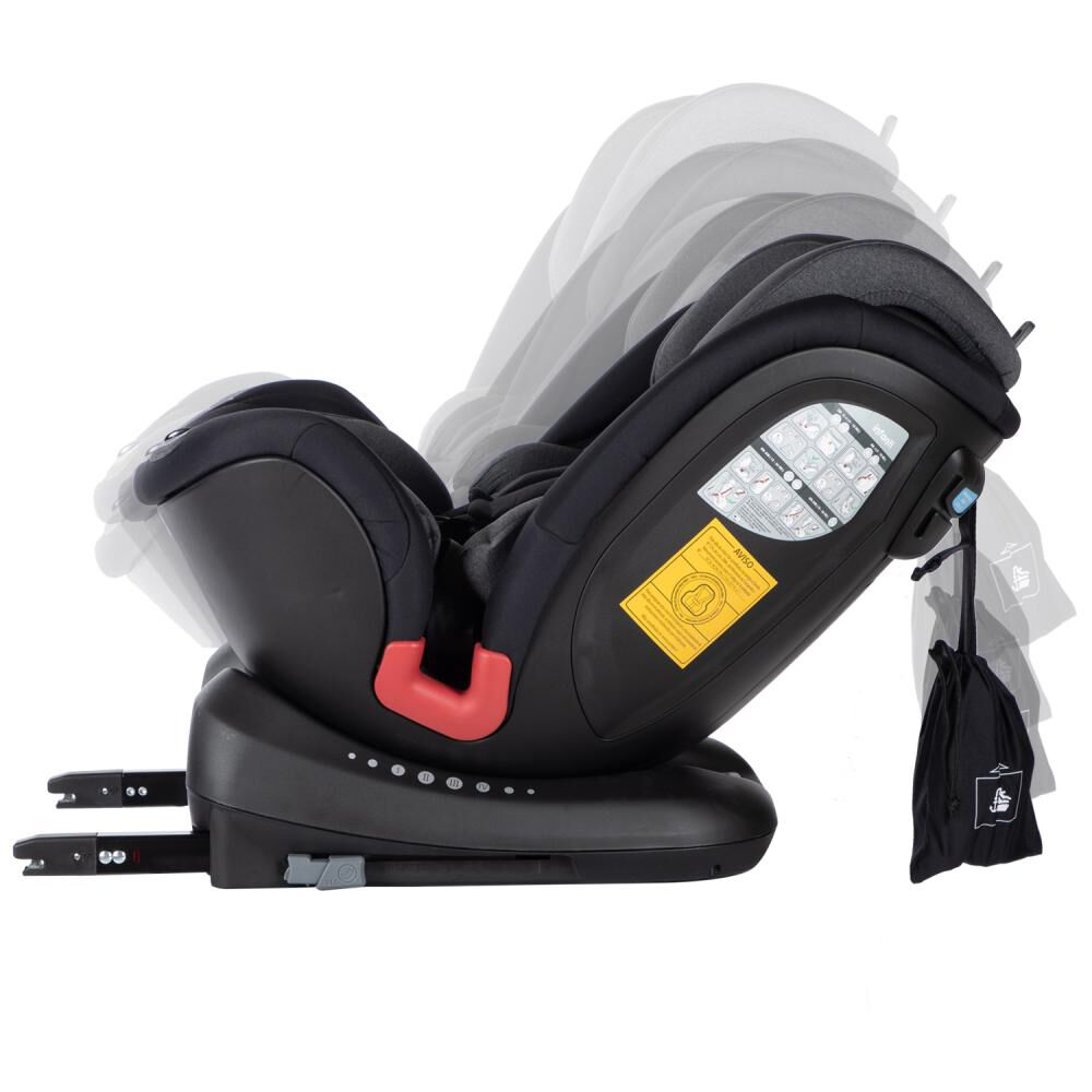 Silla De Auto Infanti Convertible All Stages Isofix Pb image number 6.0