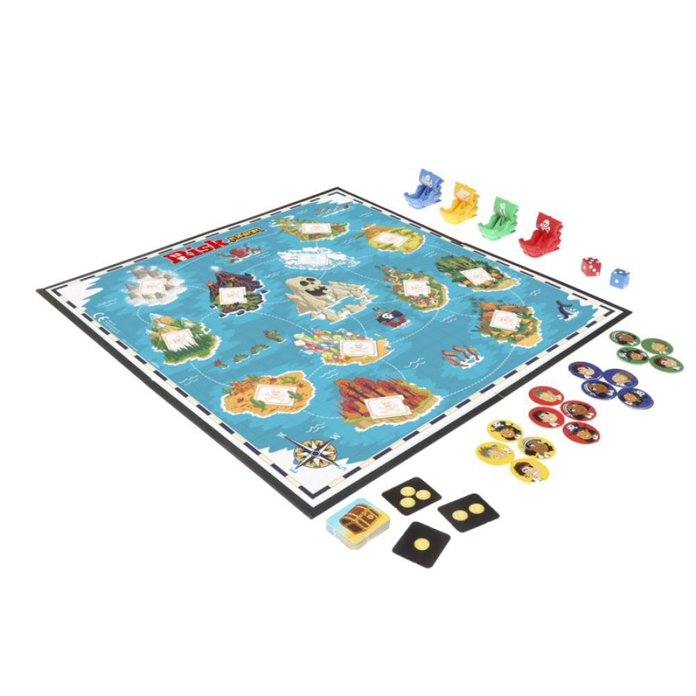 Juegos De Estrategia Hasbro Risk Junior image number 1.0