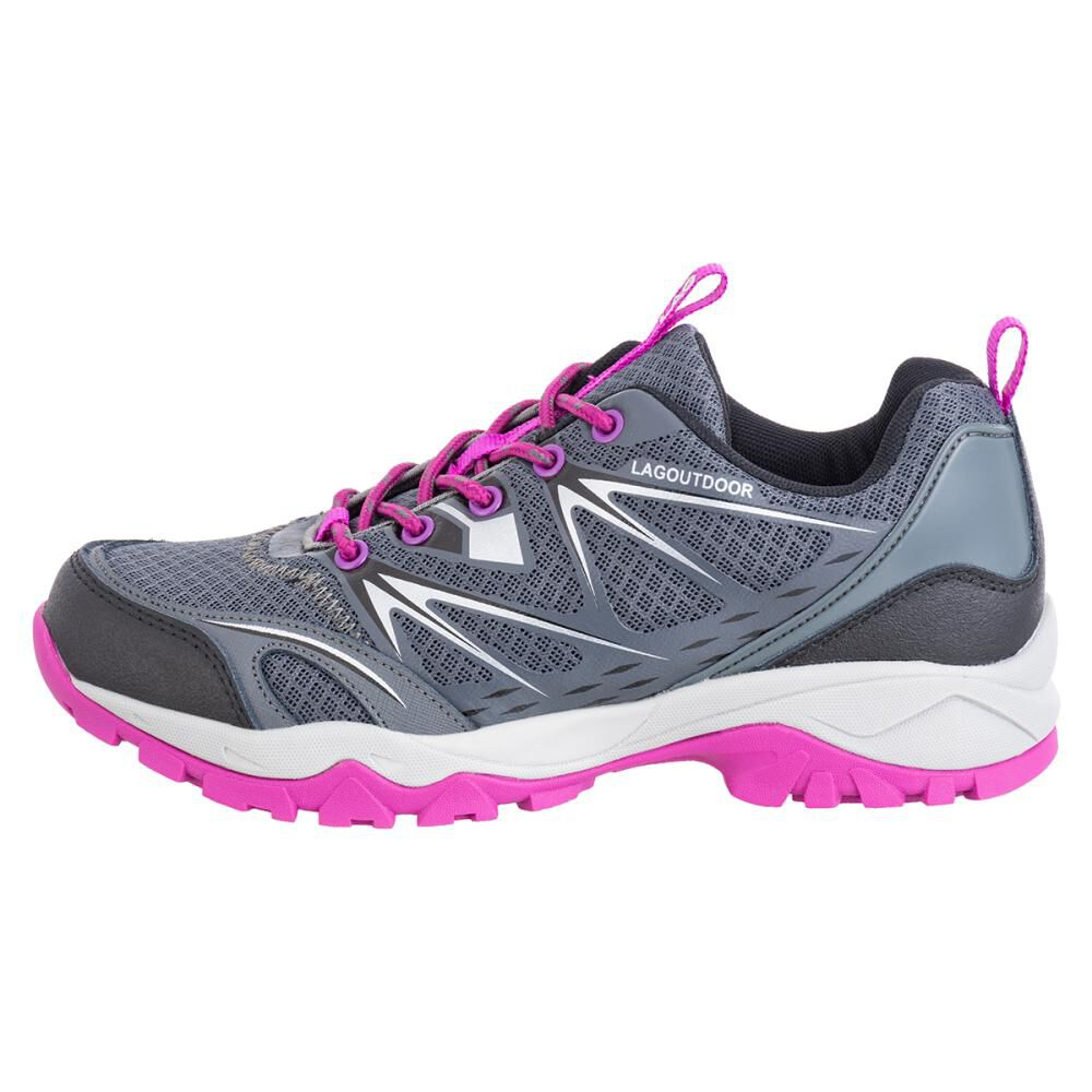 Zapatilla Outdoor Mujer Lag image number 7.0