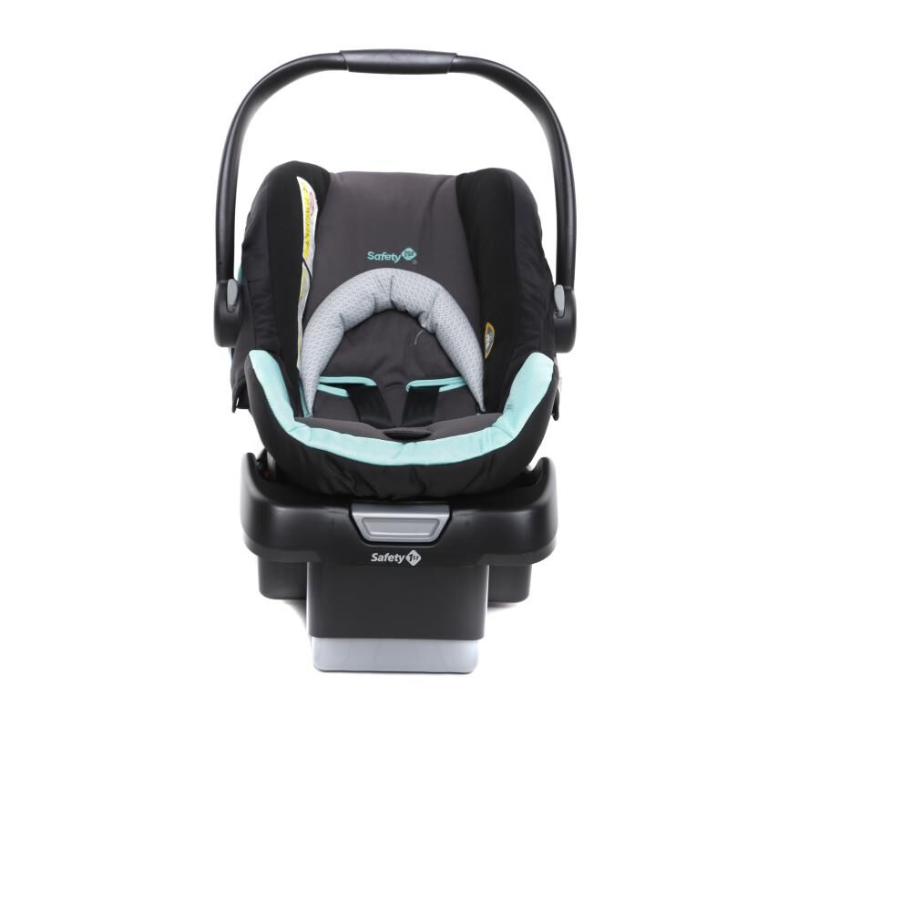 Coche Travel System Amble Lux Black Ice Infanti image number 1.0