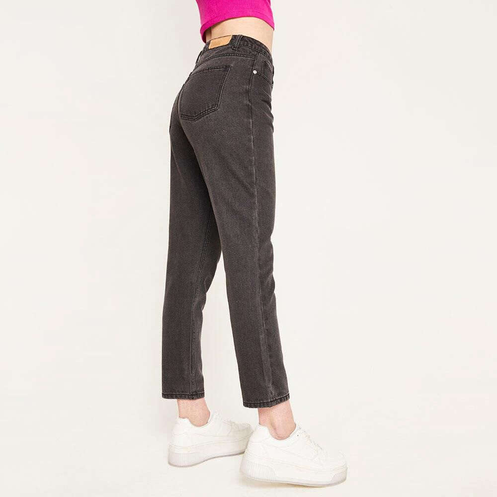 Jeans Tiro Alto Mom Mujer Freedom image number 6.0
