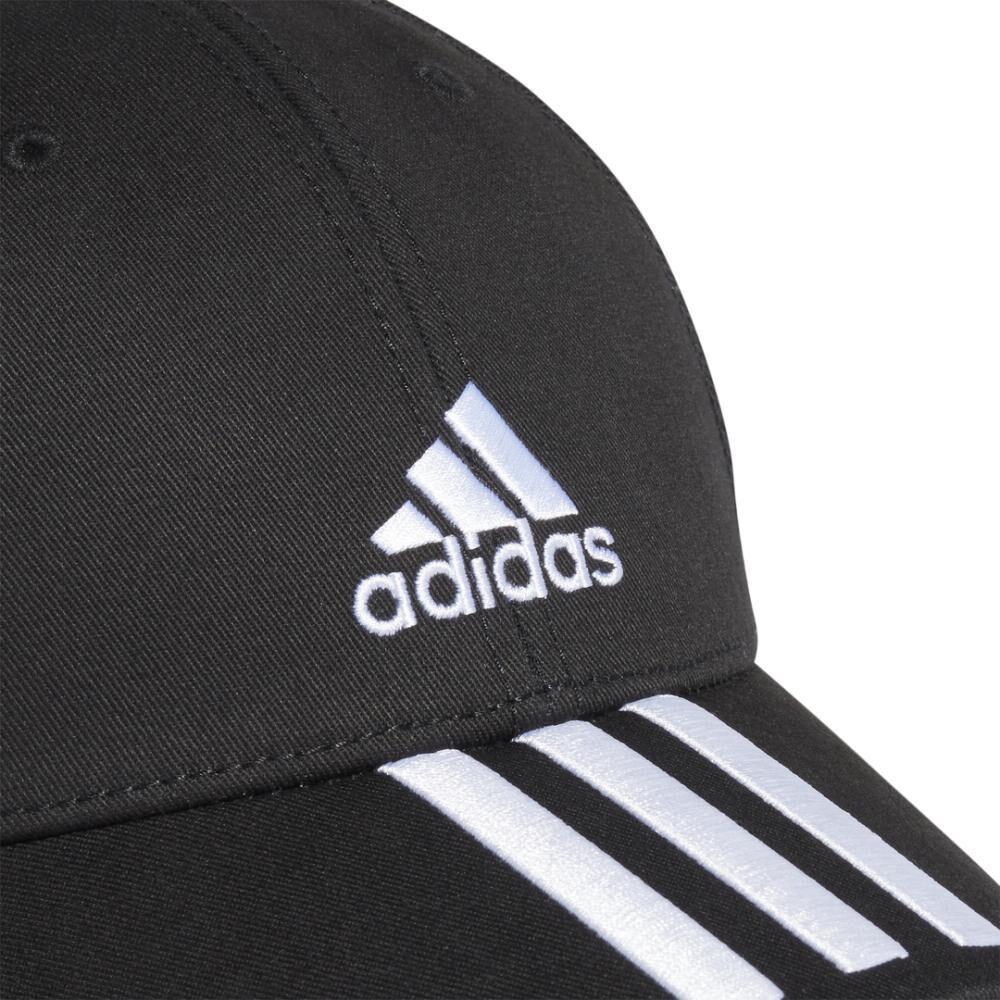 Jockey Adidas Baseball 3 Stripes Cap Cotton Twill image number 4.0