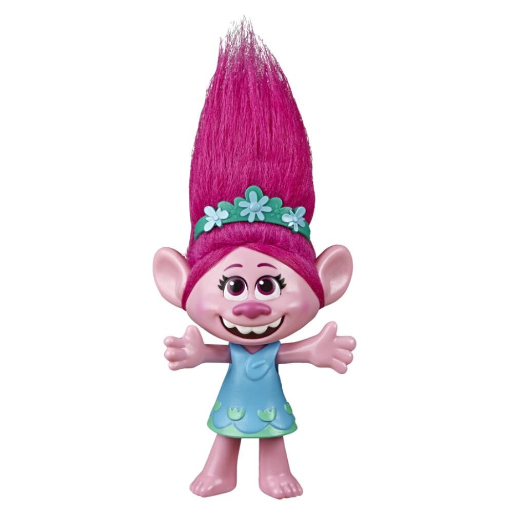 Muñeca Trolls Trolls Pop Music Poppy W/ Sounds image number 1.0