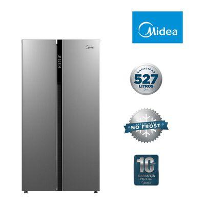 Refrigerador Side By Side Midea MRSBS-5300G689WE / No Frost / 527 Litros