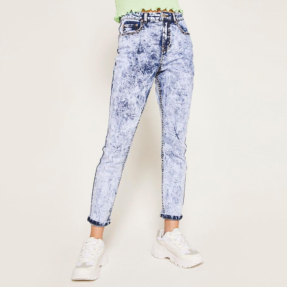 Jeans Mujer Skinny Freedom image number 0.0