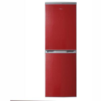 Refrigerador Midea Combi Mrfi-1800S234Rn / Frío Directo / 180 Litros