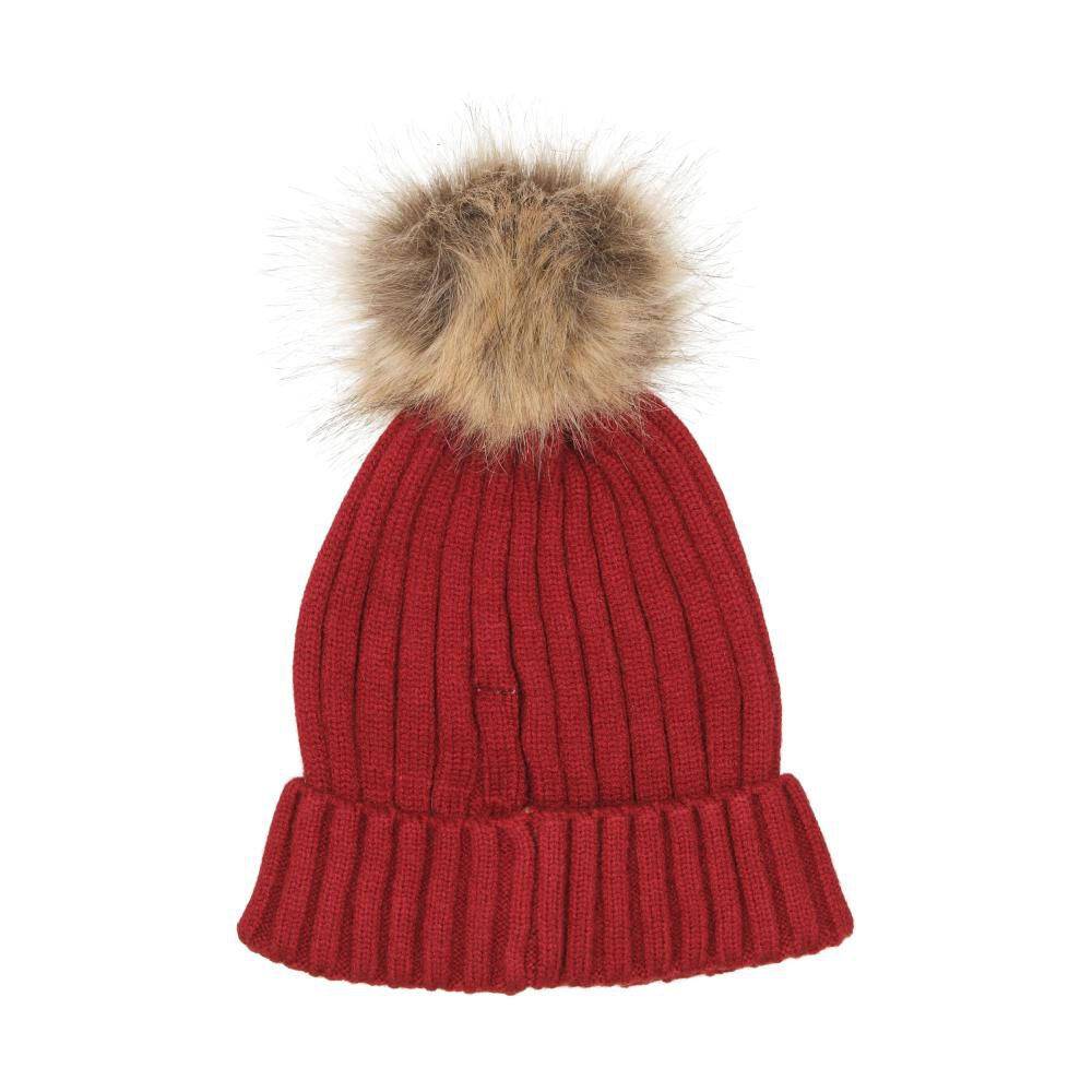 Gorro con Pompon Mujer Freedom image number 0.0